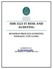 AUDITING TOOLKIT.docx
