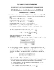 Tutorial 9 solutions