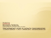 Lecture Fluency Treatment.Instructor.2014