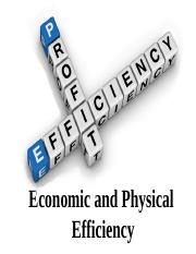Economic and physical efficiency.pptx