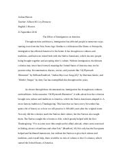 Argumentative Essay - Immigration.docx
