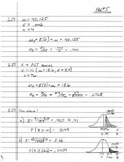 ST260 Fall 2015 Assignment 5 Solutions copy