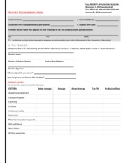 pdf teacher form 2015