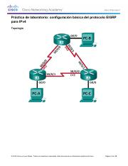 6.2.2.5 Lab - Configuring Basic EIGRP for IPv4 (1).pdf