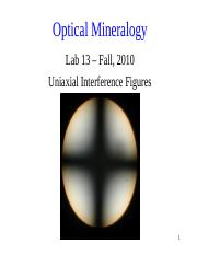 (Lab13)_Uniaxial_Interference_Figures_F10