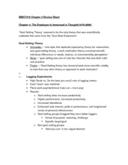 BMGT470 Chapter 4 Review Sheet