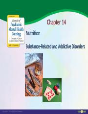 N162 chapter 14 addictive disorders.ppt
