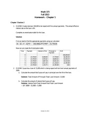 MA373 F13 Homework Chapter 5 Solutions