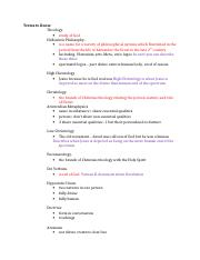 Theo exam review study guide.docx