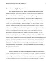 CMM521Z - Managing Organizational Conflict - Neelima - Final Project - Fall 2014