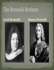 The Bernoulli Brothers.pptx