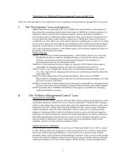 Overview of U.S. Env. Laws.doc