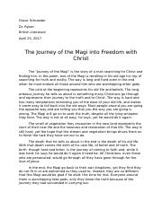THE JOURNEY OF THE MAGI.docx