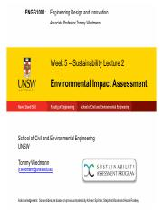 ENGG1000_SUSTAINABILITY_LECTURE_Week05_2016