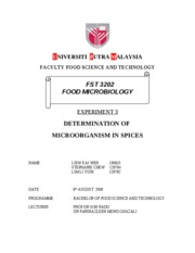 Microb Report 3