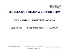 Section 4b Ship Motions in a Seaway_1 slide per page.pdf