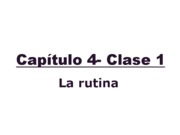 capitulo 4 clase 1