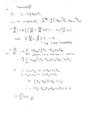 Homework D Solutions on Quantum Many-Body Theory