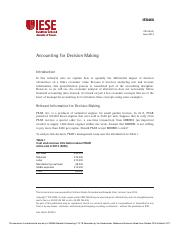 Reading - Accounting for Decision Making.pdf