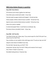 MBC Action Station Recipes or quantities.pdf