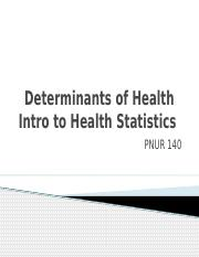 PNUR 140 Class 2 DOH and Health Statistics.pptx