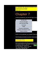 CF 11th edition Chapter 07 Excel Master