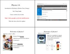 Lecture Slides Phy1a Week1&2.pdf