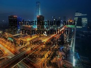 Infrastructure and Transportation Project PowerPoint