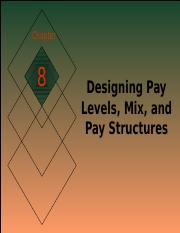 Designing pay levels ,Mix and pay structure priyanka verma