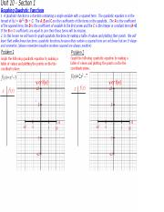 u10s1_Graph_Quadratic_Functions