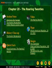 Topic8-Roaring20s.ppt