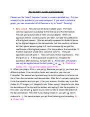 Key to ws#1 - Limits and Continuity (1).pdf