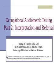 Occupational_Audiometric_Testing_Part_2_with_notes.ppt