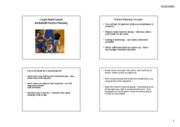 Practice Planning Concepts mark french_Handouts