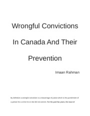 WrongfulConvictions