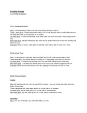 Fitness Lifestyle Design Study Guide Fitness Lifestyle Design Study Guide Welcome To Fitness Lifestyle Design This Study Guide Is Designed To Help Course Hero