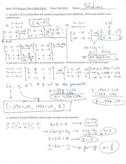 Math 1324 Practice Test 3 Solutions fall 2014 porter