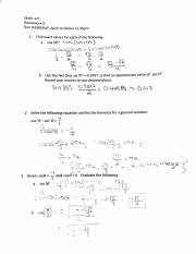 uic math 121 homework