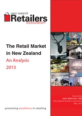 2013 Retail Market in NZ