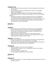IS612_LECTURE NOTES_Questions