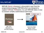 Lec02 - Machine model, Matlab introduction, and arrays.14