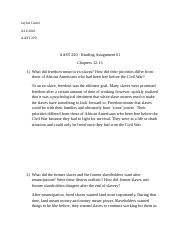 AAST 220 - Reading Assignment  -  1.docx
