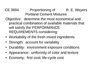 Set_4.__Proportioning_of_Portland_Cement_Mixtures
