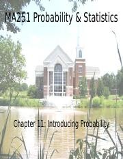 Chapter 11 - Introducing Probability.pptx