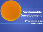 2. SD 2015 Processes and Principles