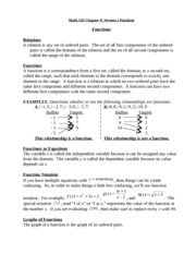 Math 120 chapterpsection2 handout