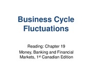 CH19_Business Cycle Fluctuations