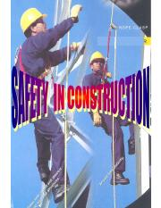 3)Safery in Construction.pdf