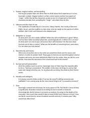 Bean tree essay questions