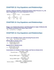 KEY EQUATIONS CH 12-14.docx